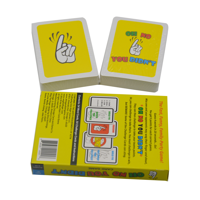 Personalized Tarot Card Deck With Custom Printing in 70x120 mm