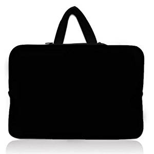 """Black 15"""" Laptop Soft Case Sleeve Bag+Handle For 15.6"""" Dell Inspiron/HP Pavilion ASUS,15"""" 15.4"""" 15.6"""" Acer DELL HP,15.6"""" HP Pavilion dv6 G6,Dell XPS 15 15Z,15.4"""" 15.6"""" ASUS Acer DELL HP Macbook Pro,15.6"""" Apple Sony IBM HP Toshiba Asus Acer,15.6"""" Macbook Pro Retina Samsung Dell Asus Toshiba,15.6"""" HP"""