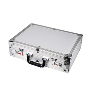 Shanghai best-selling high - quality customized cases portable aluminum toolbox Beautiful equipment toolbox with lock