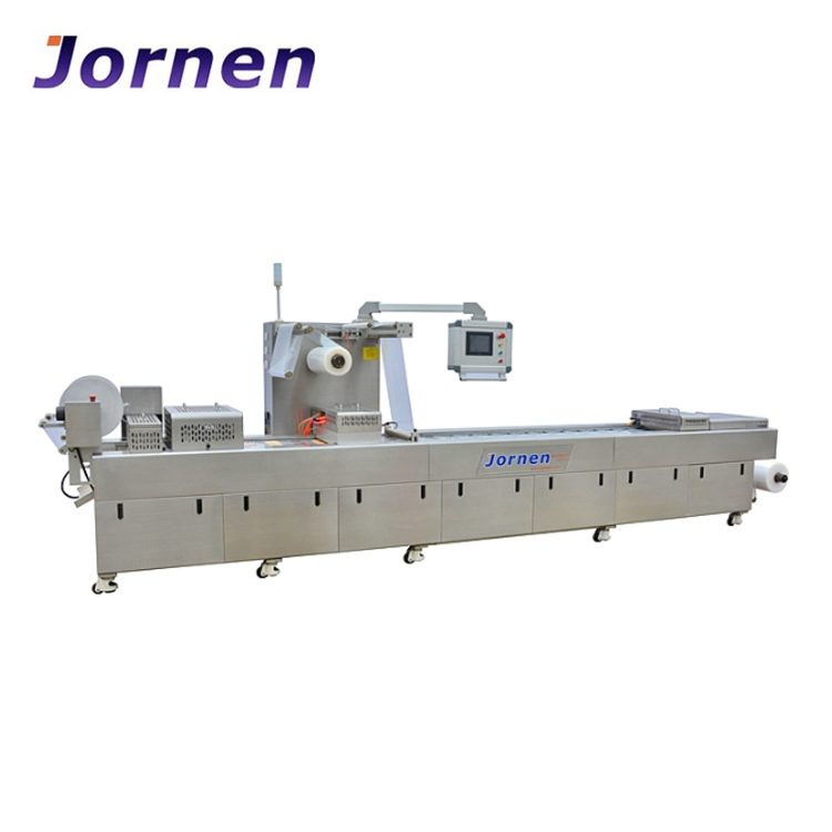 Hot Sale Automatic Thermoforming Packaging Machine for food(DFP)