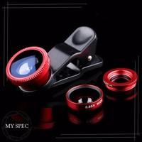 Mobile accessories 2017 3 in 1 phone camera smartphone lens