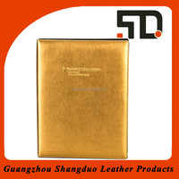 Turkey Bestselling Leather Wholesale Hotel Menu Cheap Price
