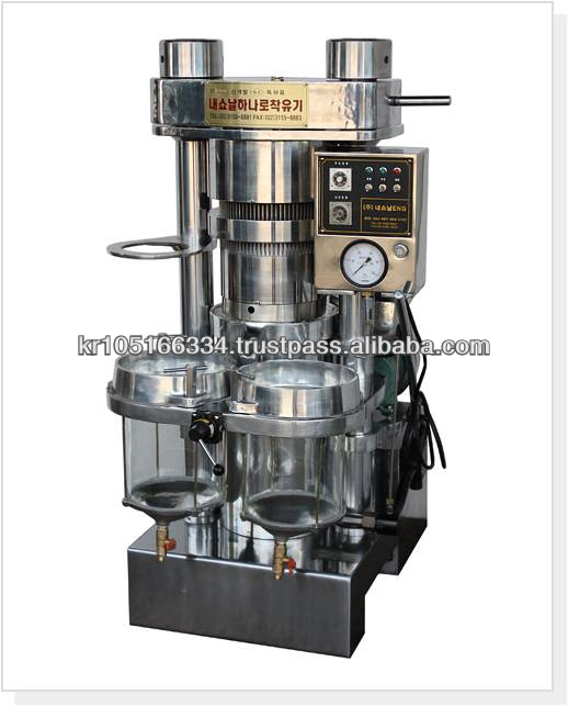 HANARO TWIN POD-A _cold press oil machine