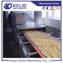 Continuous Type Peanut Industrial Microwave Dryer