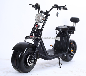 2019 Best Selling Scrooser Citycoco 1500W E-scooter With CE Certificated