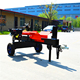 Hot sell industrial log splitters, log saw cutting machine, towable log splitter with CE TS300