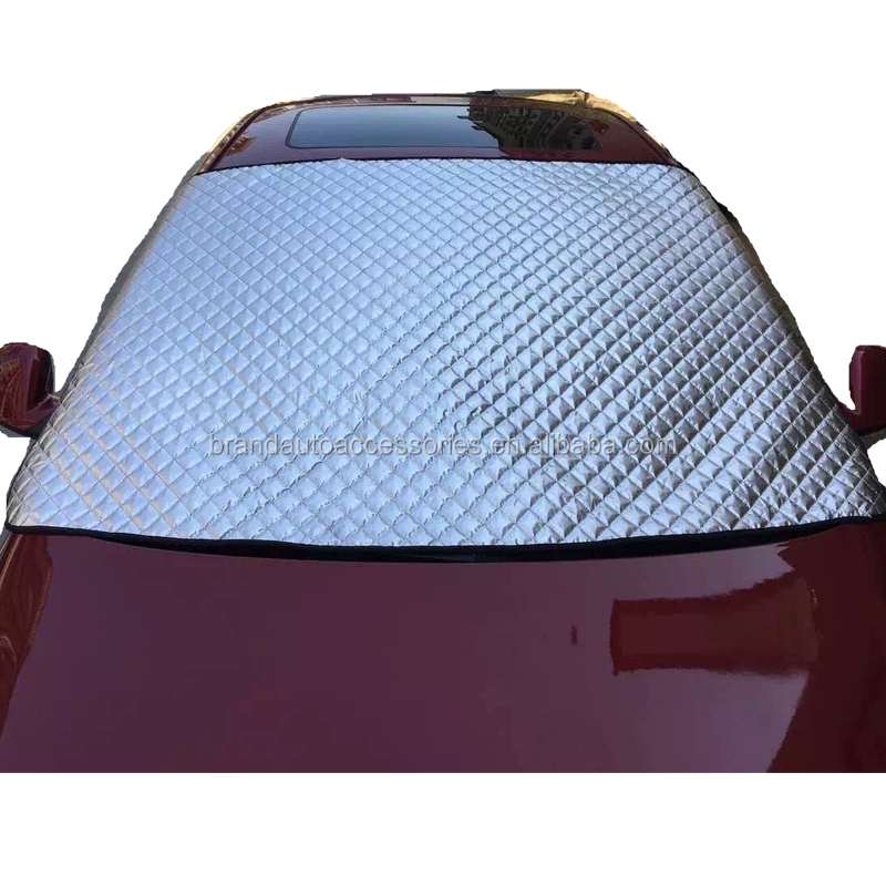 Universal Full Car Covers Snow Ice Dust Sun UV Shade Cover 3L-YXL