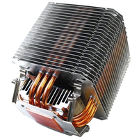 Computer Cooler Stacked Fin Heat Sink