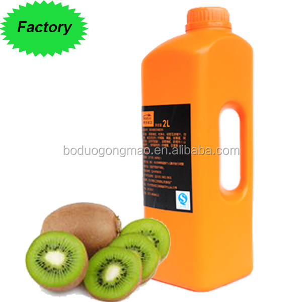 Without any additives concentrated juice Concentrated Kiwi fruit Juice
