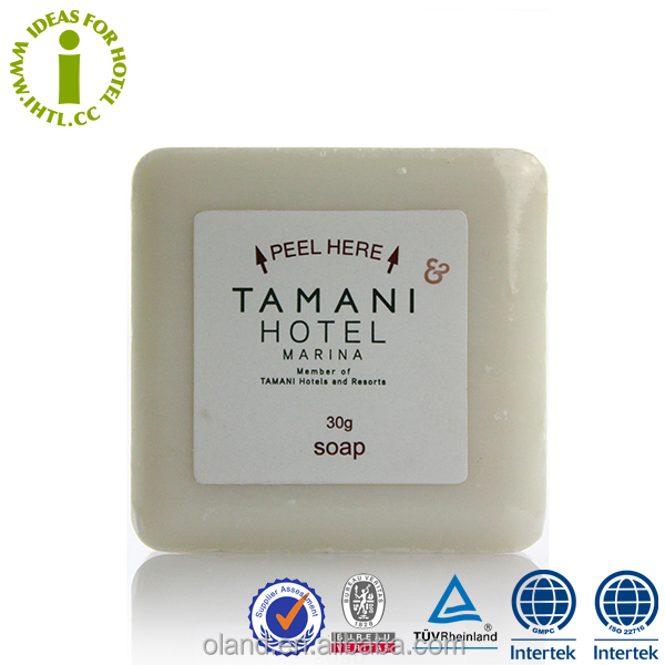 Body Whitening Bar Soap Hotel Disposable Natural Treatment Soap