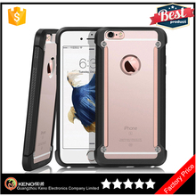 Hot Slim Fit Drop Resistant Shock Proof Hybrid Protective Frosted Clear Case for iPhone 7