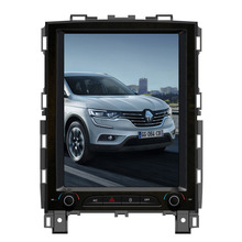 "10.4"" Quad Core Android 7.1 Car DVD Player For Renault KOLEOS 2016- /Megane 4 2017- Radio Navigation Bluetooth GPS Function"