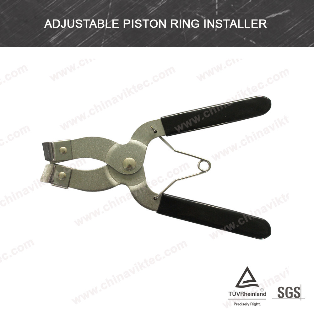 China Supplier Hand Tools Tapered Steel Jaws Adjustable Piston Ring Installer(VT01129)