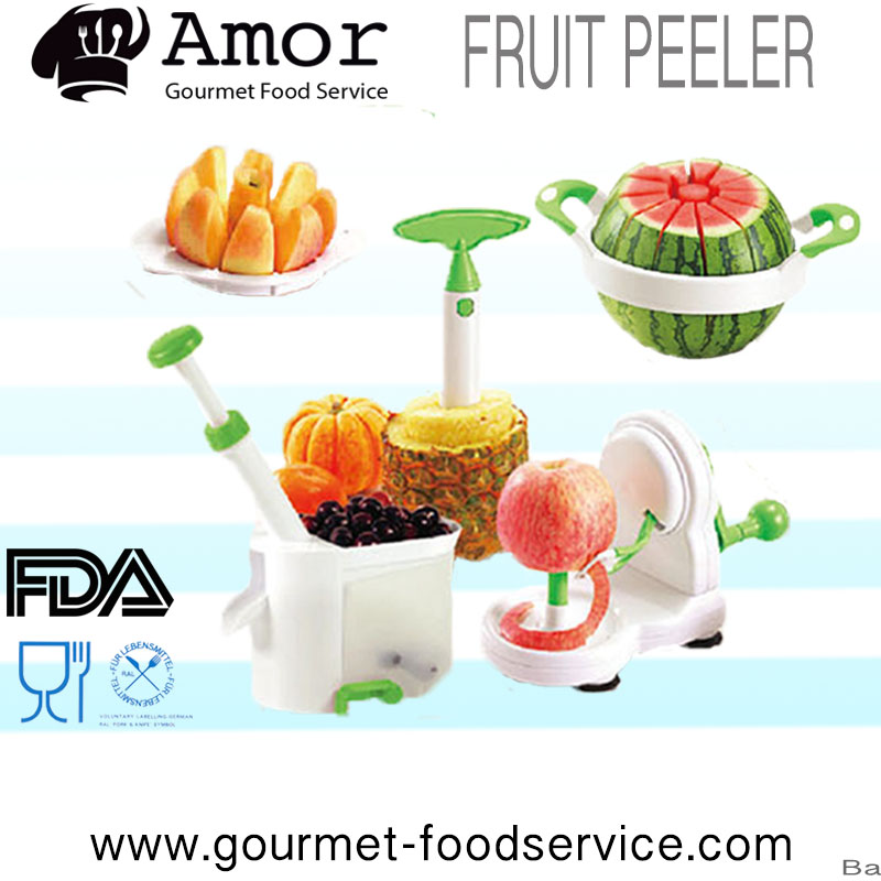 Convenient Set of 5 Variety Fruits Cutter