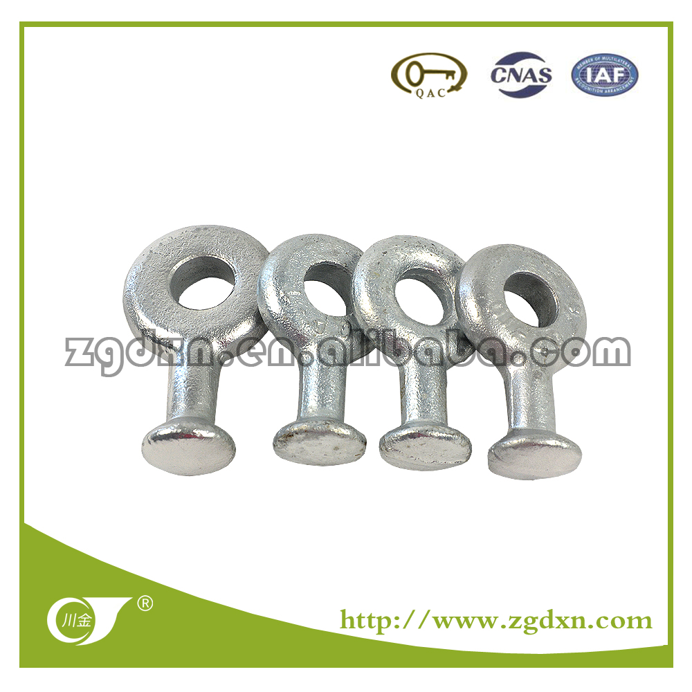 Wholesale Factory Price Q/QP Ball eye With Socket Clevis