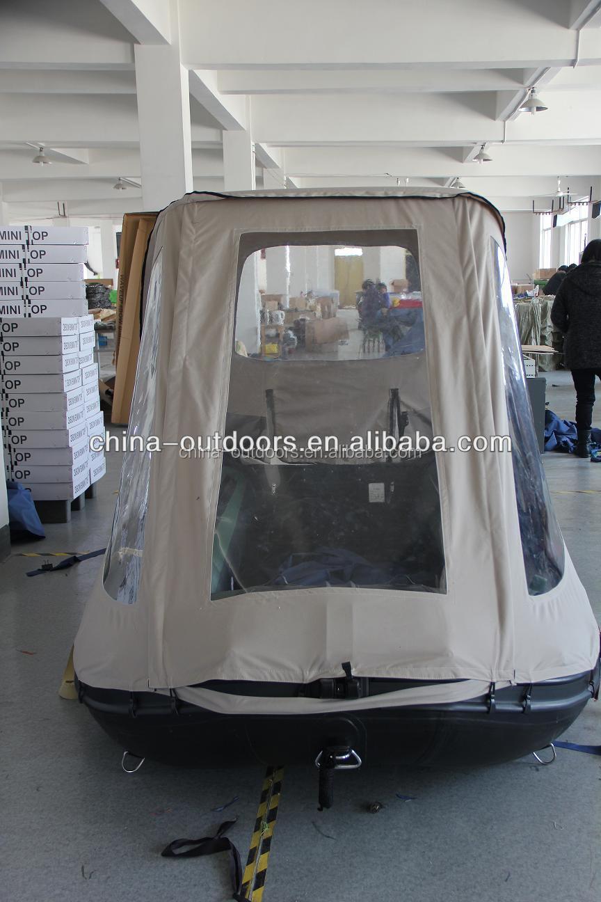 Barco bimini con tienda de campaña inflable-Otros deportes ... - photo#47