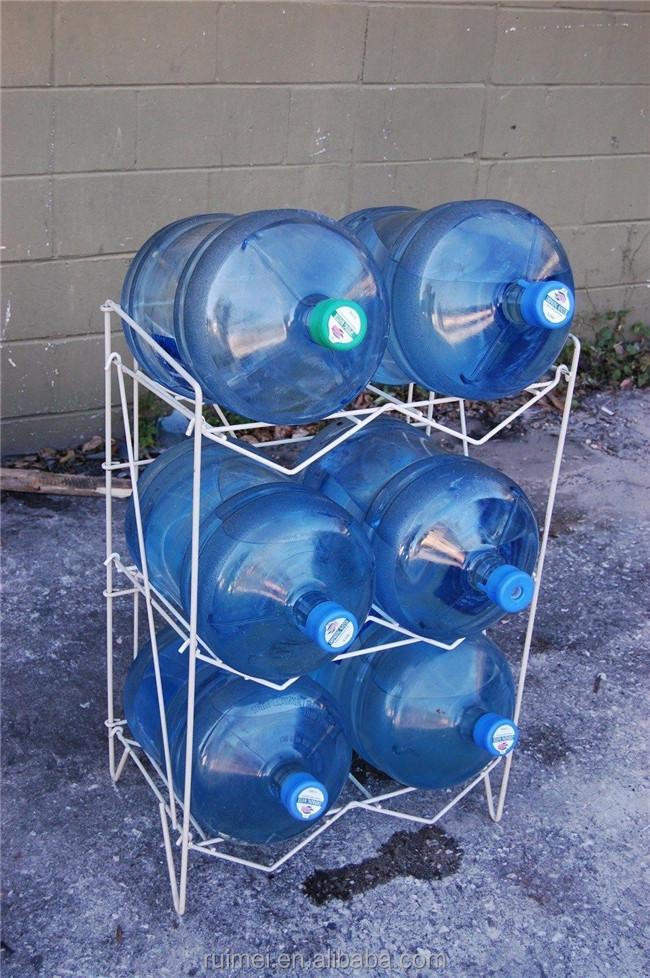 Superieur 5 Gallon Water Bottle Storage Rack.JPG