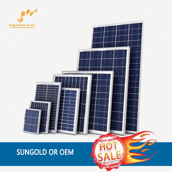 OEM best price power 250w solar panel --- Factory direct sale