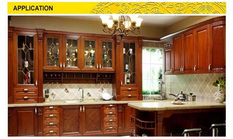 tempered glass for kitchen doors