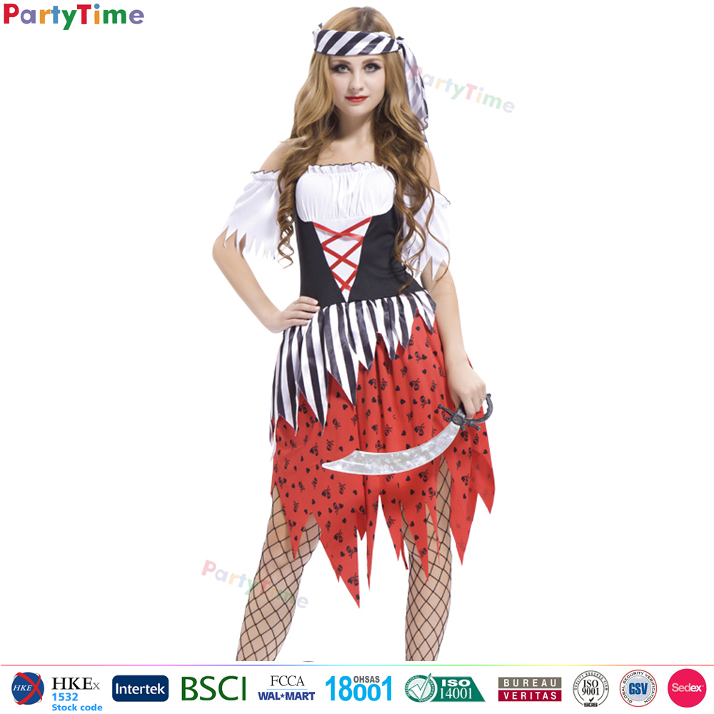 fat woman cosplay carnival party caribbean pirate costume sexy cheap halloween costumes sexy for women