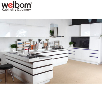 Welbom Modern High Gloss Kitchen Cabinets And Kitchen Design Buy