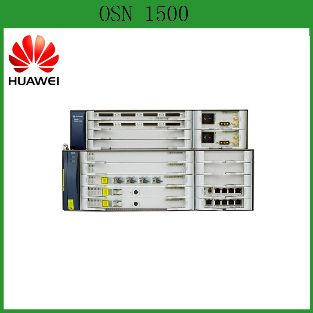 Optical transmission system device HUAWEI Optix OSN 1500