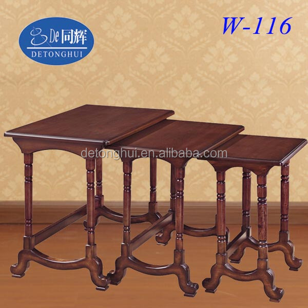 For sale wooden trolley table wooden trolley table for Table pliable