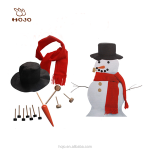 Snowman Christmas toy tool set