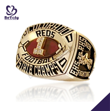 2000 Colorado Reds Football champions semi mount ring