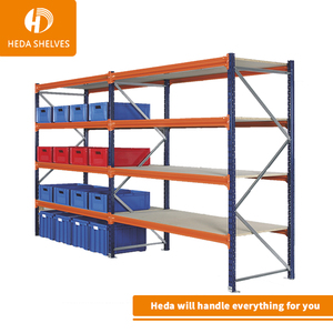 3-tier Heavy Duty cold Storage Racking System/ pallet rack system steel racks