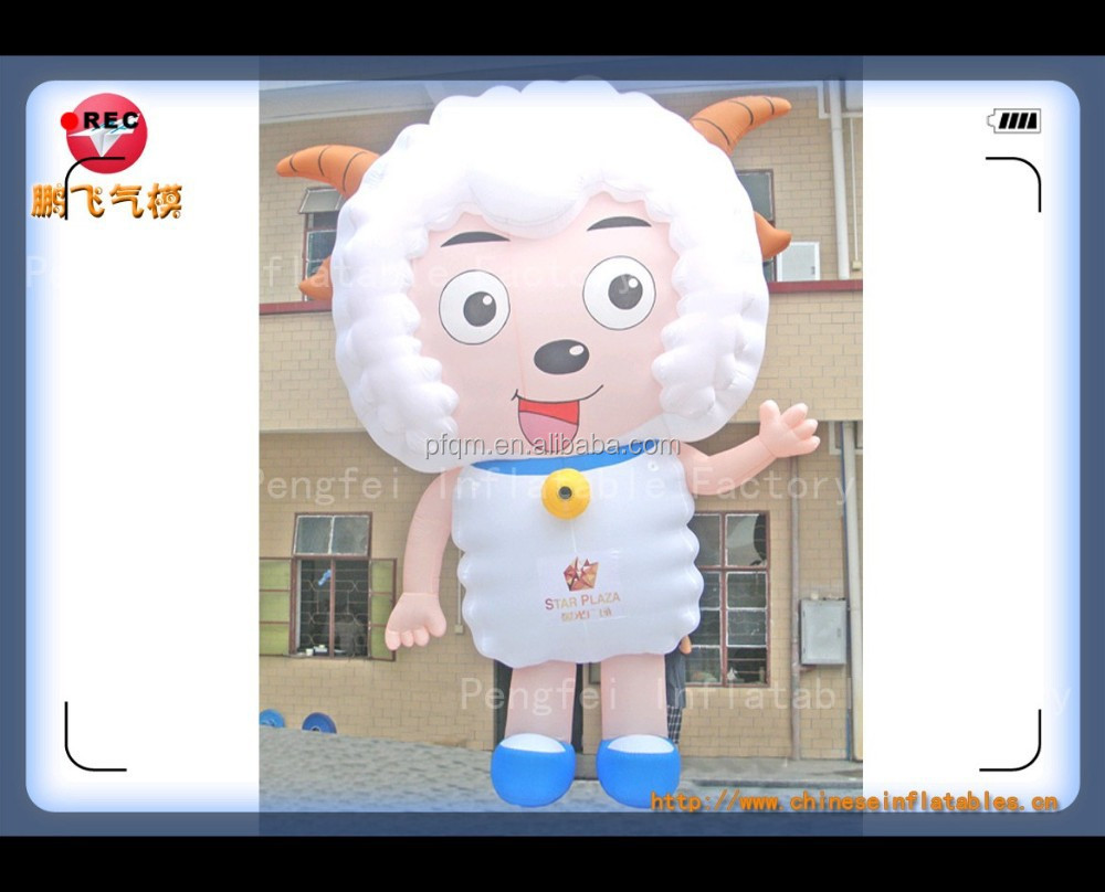 commercial high quality Jubilance model, inflatable model for sale