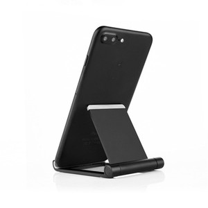 Multi-Angle Solid Desktop Mount Mobile Phone Stand Holder For 4-10 inch Smartphones Tablet PC