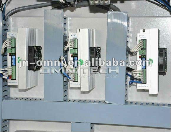 Automatic 1325A Aluminium Profile CNC Plasma Cutting Machine