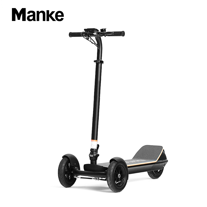 Manke MK070 Hot Selling 48V 450w 8.5 inch 3 wheel folding Wide board scooter powerful speed adjustable electric scooters