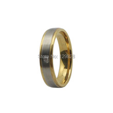 2014 New 316L stainless steel finger rings with stone with IPG plating for women jewelry FREE