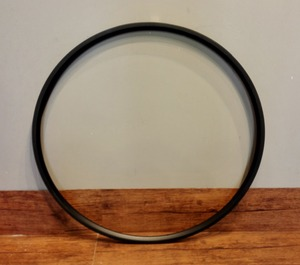 Carbonician light weight 700c road bike 21mm wide aero 20mm tubular carbon rim