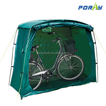 Green Bicycle Bike Storage Protective Cover Tent Shed Garden