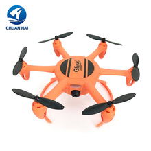 Radio control 6-Axis helicopter selfie hd camera drone, fpv drone with video transmitting
