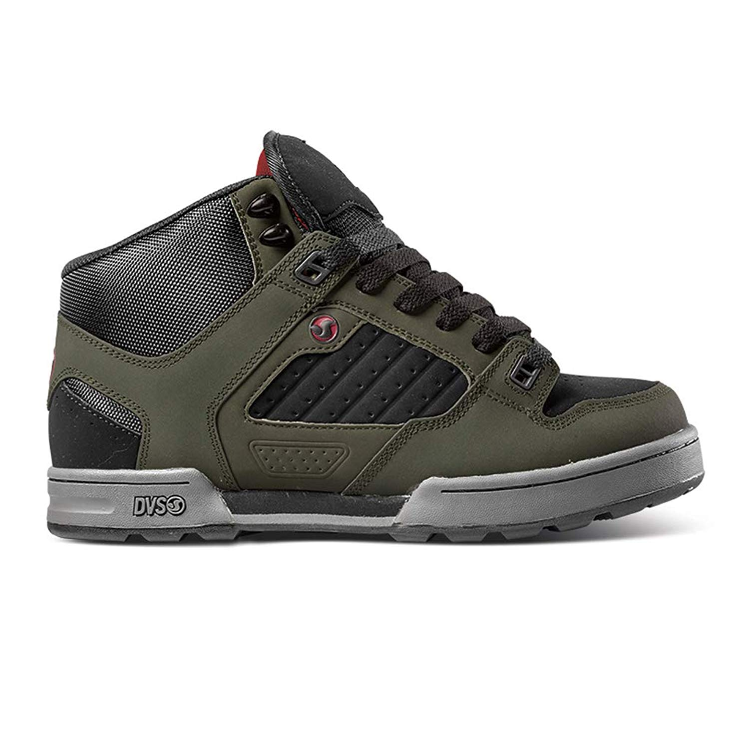 3039bf50bc0ad4 Get Quotations · DVS Men s Militia Boot Skate Shoe