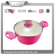 aluminium forged nonstick ceramic coating dutch oven or cookware