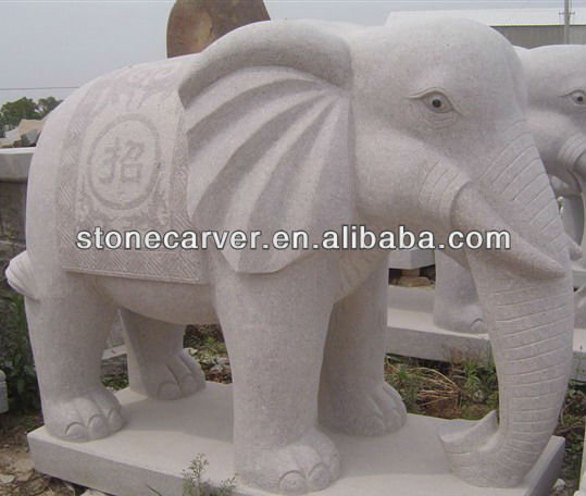 Life Size Garden Stone Elephant Statue   Buy Life Size Elephant,Garden  Elephant,Life Size Sculpture Product On Alibaba.com