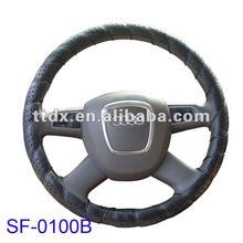hot sale cheap PVC binding car steering wheel cover car parts