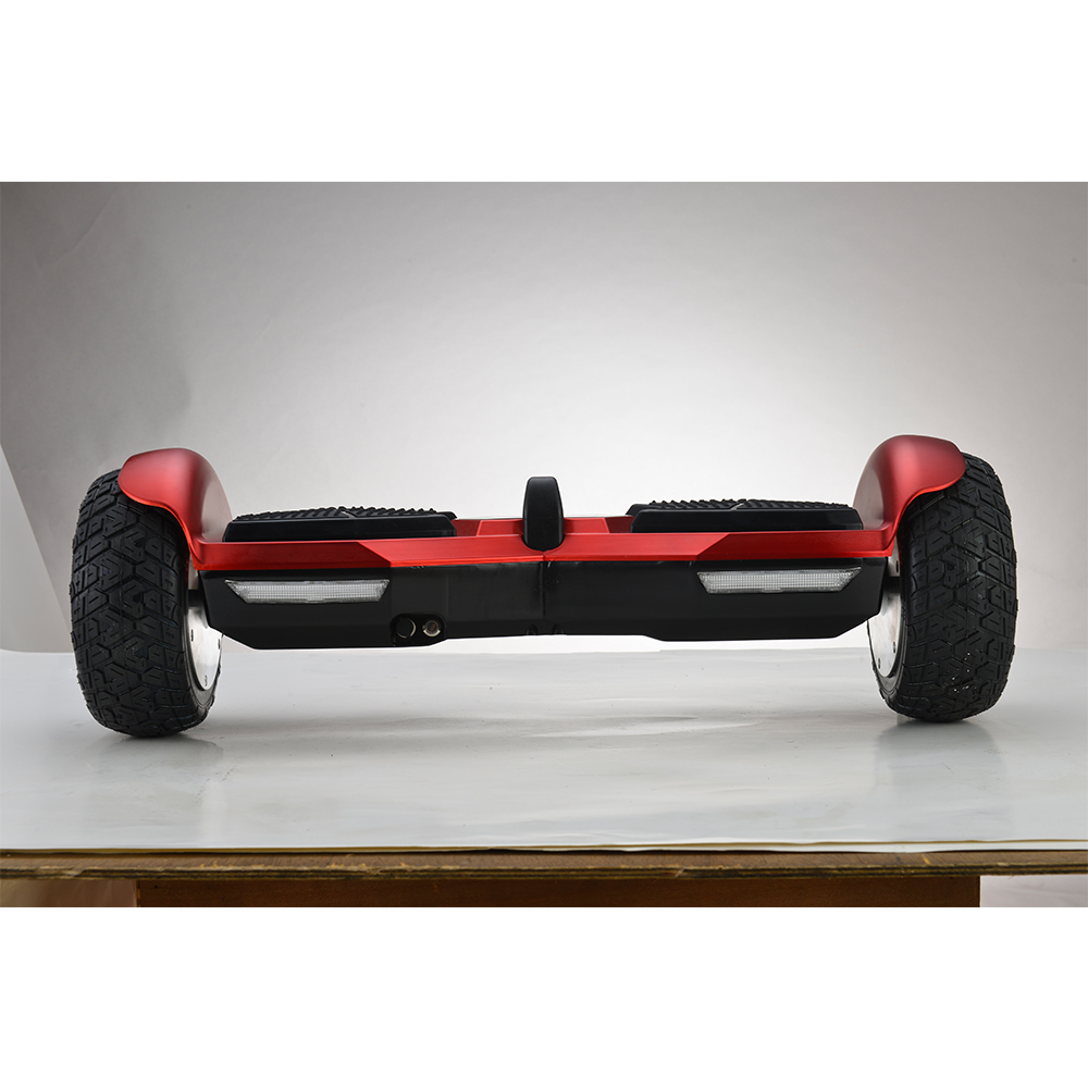Lithium Battery off road 8.5inch two wheel self balancing scooter