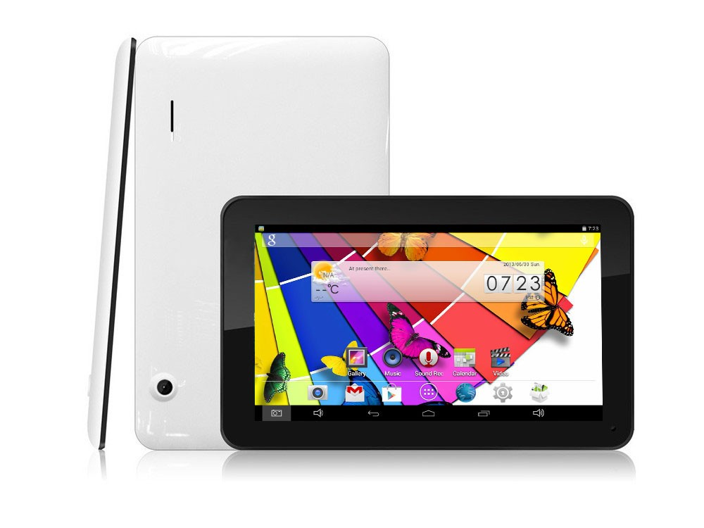 "Cheapest wholesale 7"" wifi tablet android tablet 4.4 7inch Allwinner A33 IPS screen"