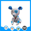 Lovely faithful spot pvc inflatable dog toy