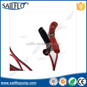 sailflo wiring harness connector kit 12v water pump power plug rh alibaba com 12V Relay Wiring 12V Wiring Block