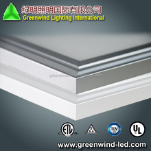 Surface Mount AC100~277V, 5-year Warranty, UL Listed led panel buildings Corridor 1ft*2ft*2inch