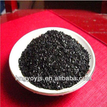 10x20 Mesh 1000mg/g Iodine Coconut Activated Carbon For Water ...