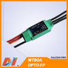 Maytech aeromodelling electric Speed Controller 90A Helicopter ESC for Jet Engine Model Airplane