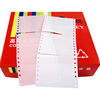 NCR Computer Form continuous Paper for office documents and bill printer 120mm -2ply